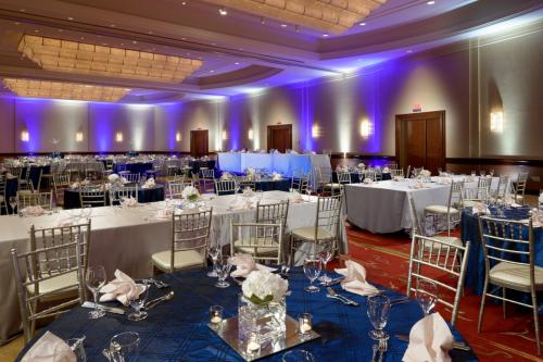 Bellmont Ballroom at the Hilton Washington Dulles Airport