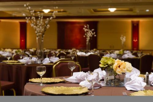 Potomac Ballroom at the Hilton Washington Dulles Airport