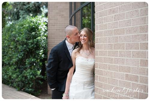 Bridal Portraits at Dulles Hilton