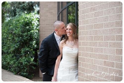 Bridal Portraits at Dulles Hilton